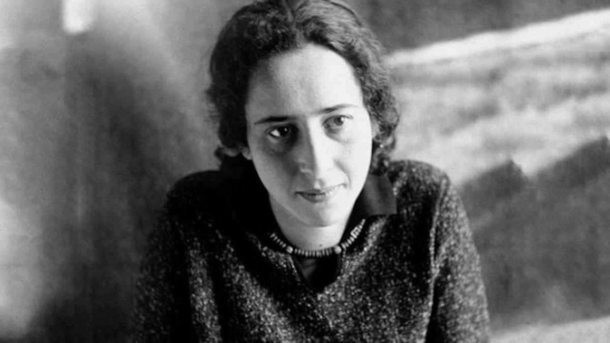 Hannah Arendt, foto: Planet Schule CC