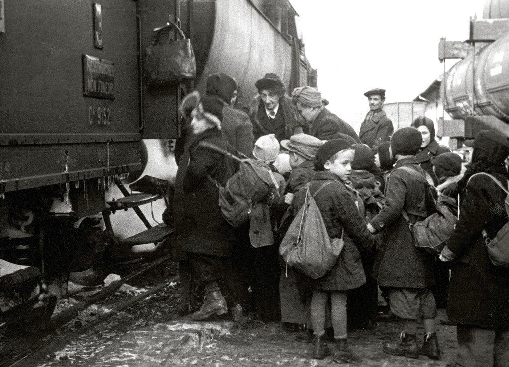 Kindertransport, foto: Imagno/Getty