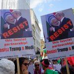 Otpor fašističkom partnerstvu. Otpor Trampu i Modiju