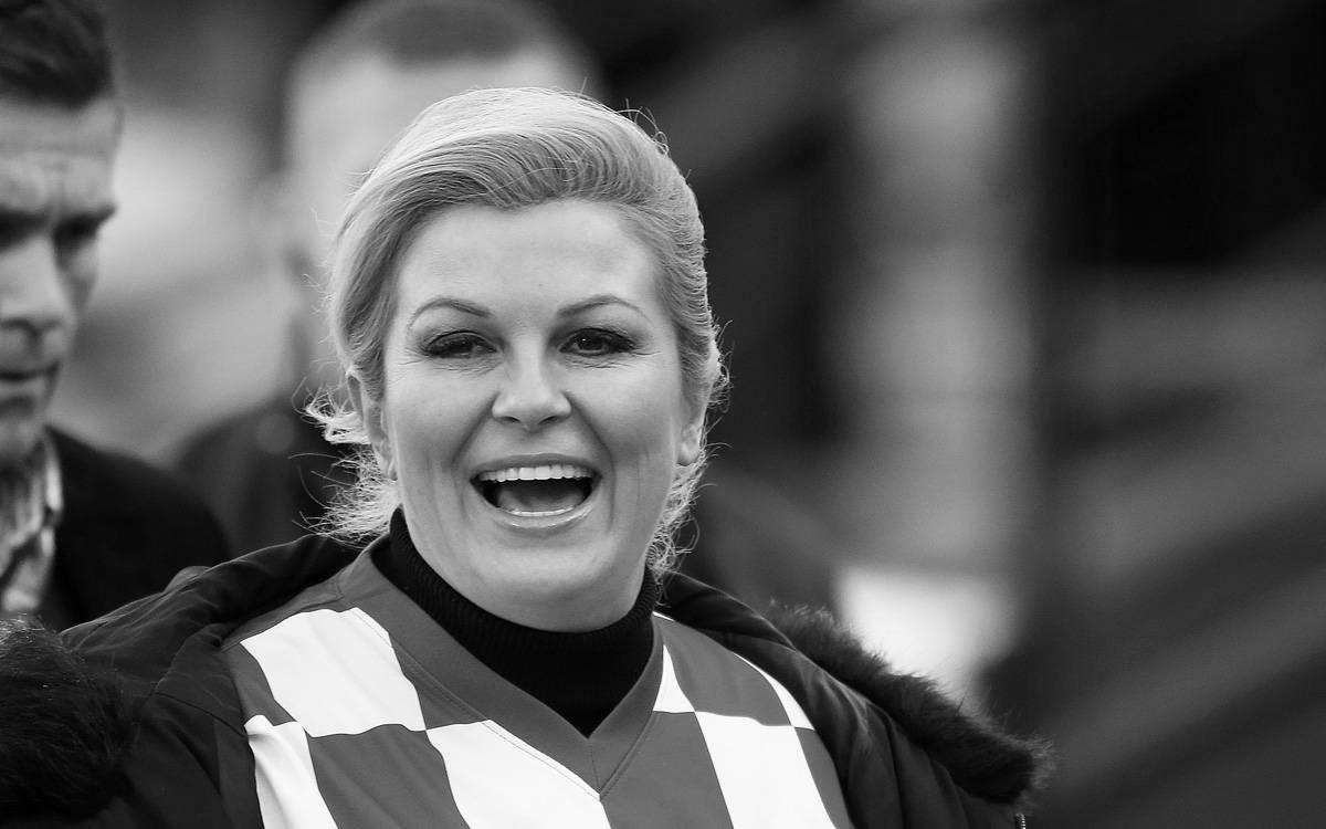 Kolinda Grabar-Kitarović, foto: Slavko Midžor/PIXSELL