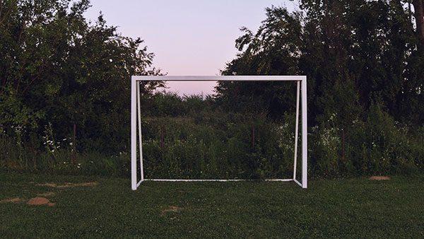 Fudbalski gol, foto: Predrag Trokicić