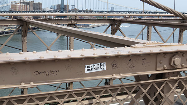 Bruklinski most, foto: Peščanik