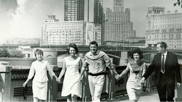 VI Svetski festival omladine i studenata u Moskvi 1957.