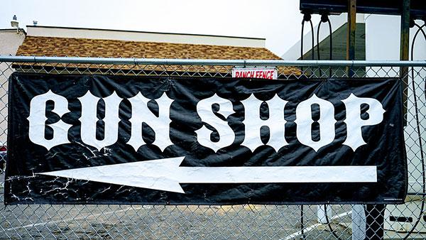 Putokaz ka prodavnici oružja