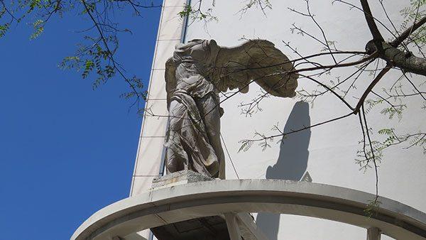 statua Nike pobednice