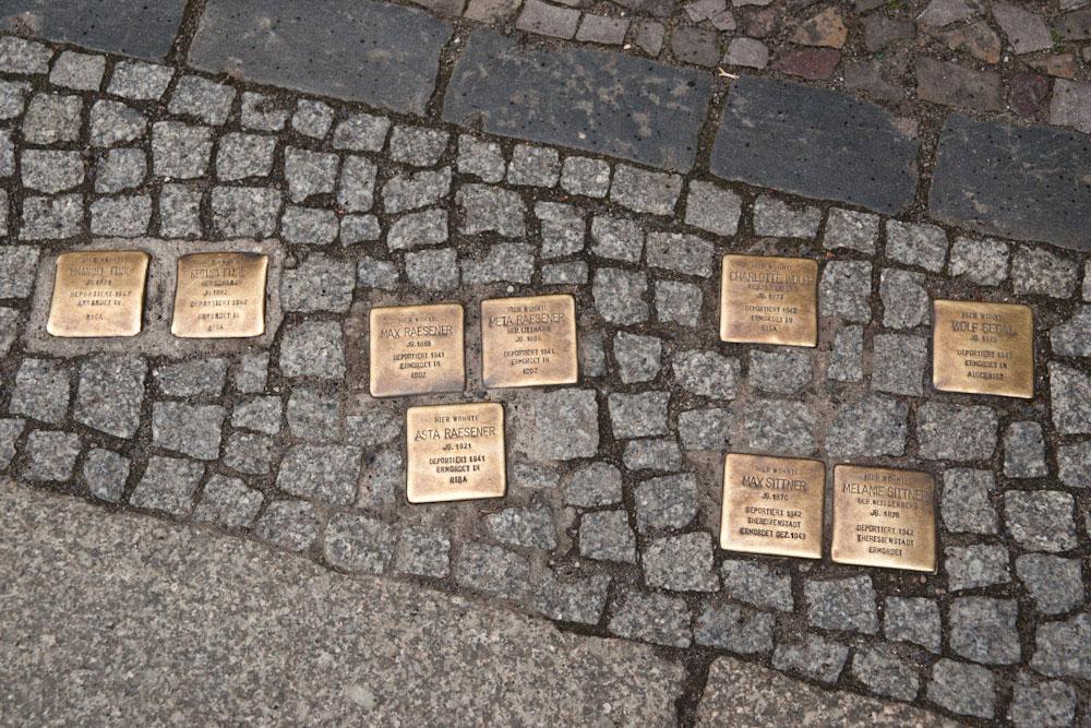 Kamenovi spoticanja u Berlinu