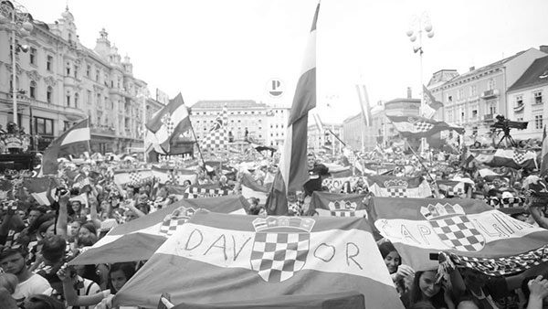 Hrvatske zastave