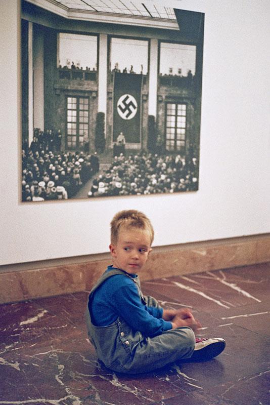 Haus der Kunst, Minhen 2004.
