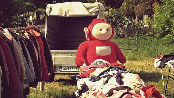 Po, crvena lutka iz britanske TV serije za decu Teletabis