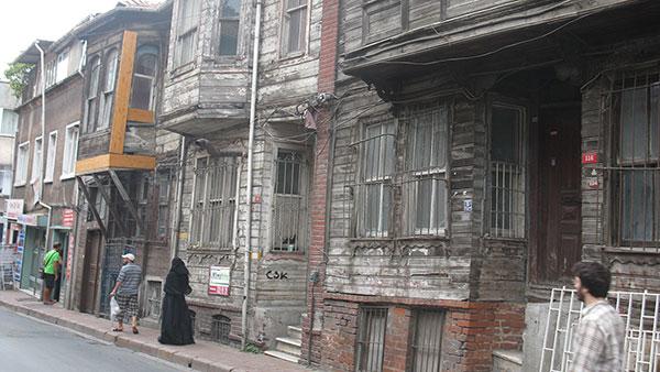 ulica u Istanbulu