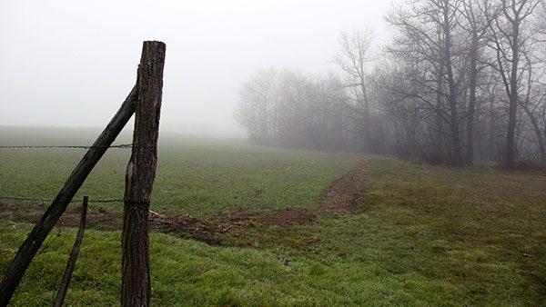 drvena ograda