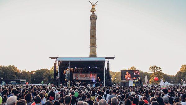 Berlin protiv mržnje i ksenofobije