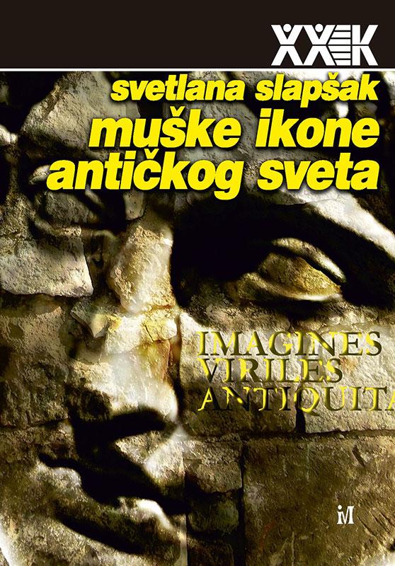 Korice knjige Muške ikone antičkog sveta