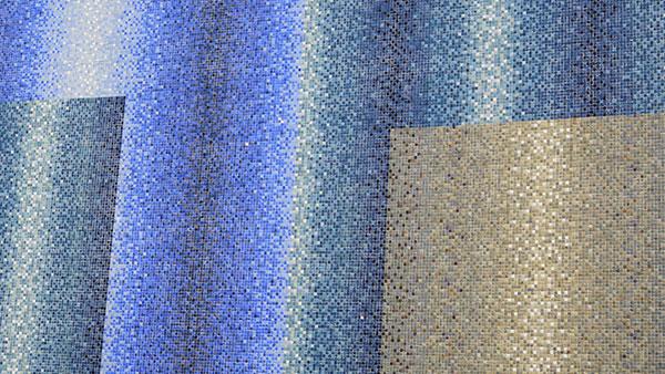 plavi mozaik