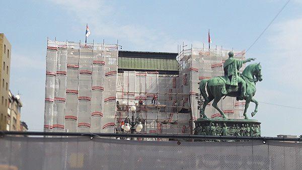 Obnova Narodnog pozorišta