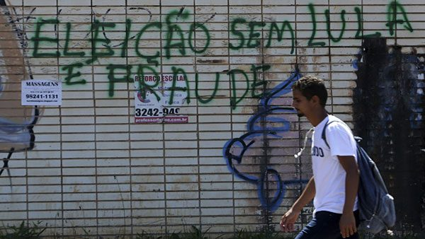 Izbori bez Lule (koji je u zatvoru) su prevara