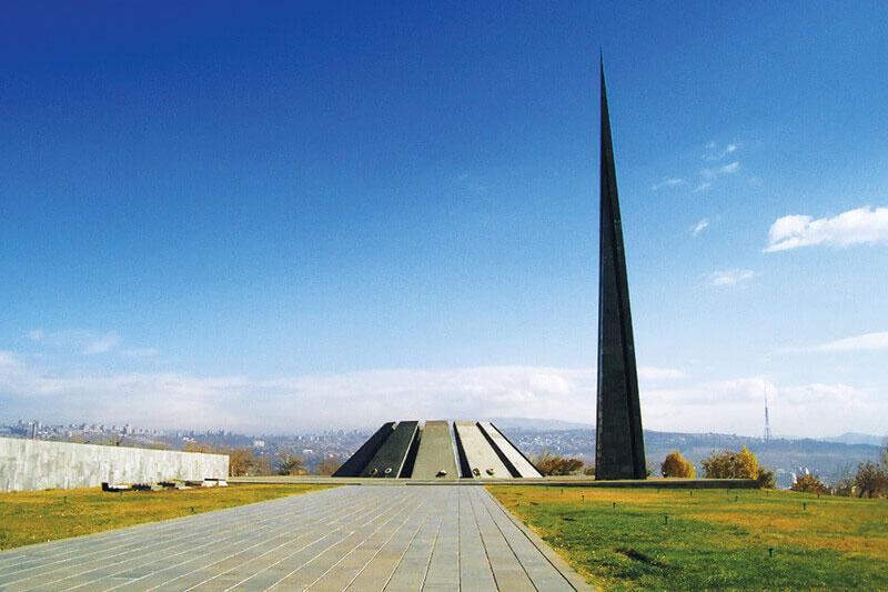 Spomenik žrtvama genocida nad Jermenima