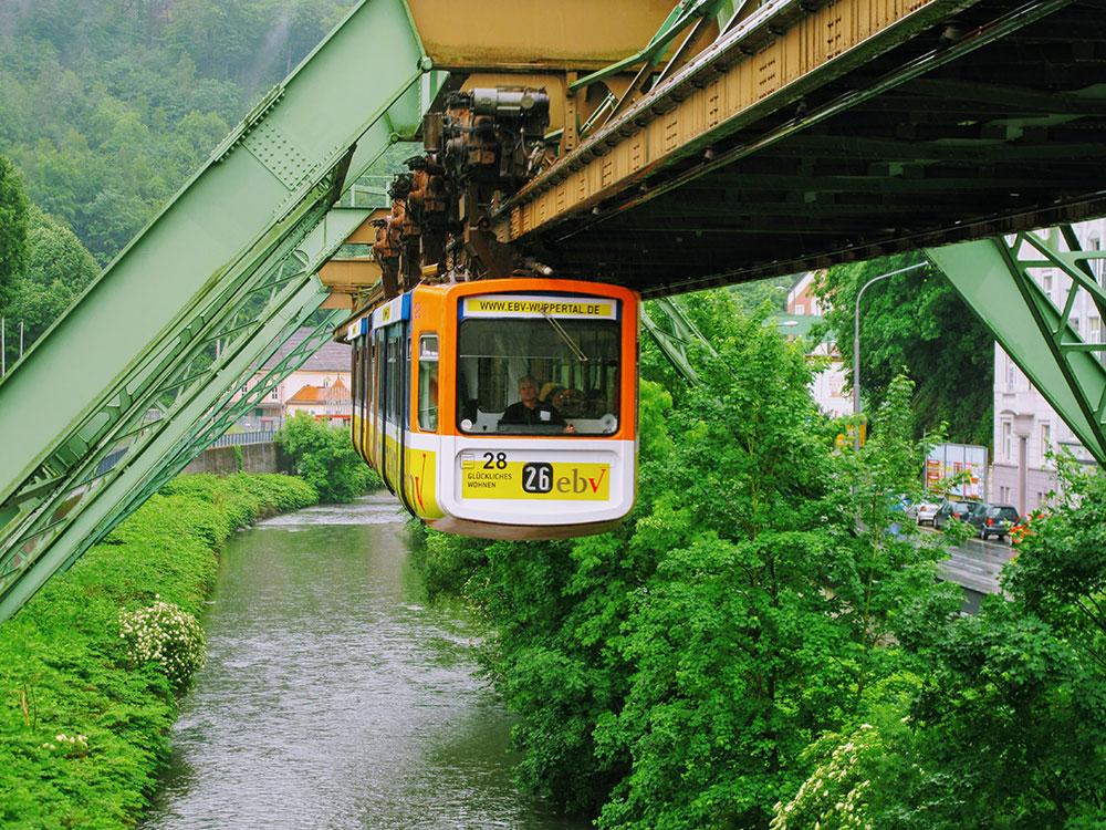 voz u Nemačkoj
