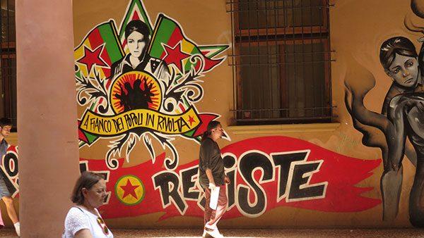Grafit Resiste, Bolonja
