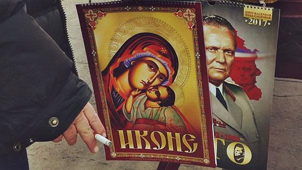 Kalendari: Ikone, Tito