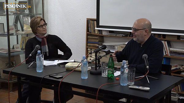 Branko Milanović i Svetlana Lukić