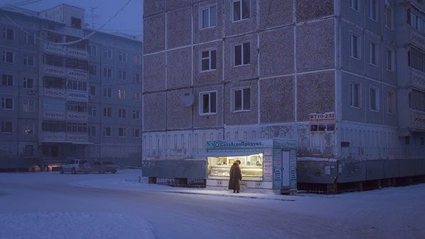 Jakuck u istočnom Sibiru