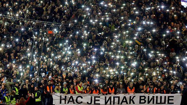 Protesti u Beogradu 16. januara 2019.