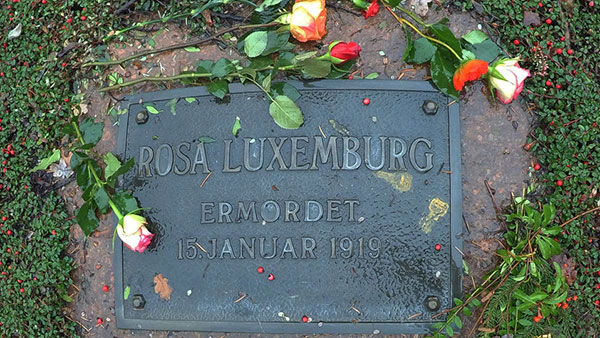 grob Roze Luksemburg