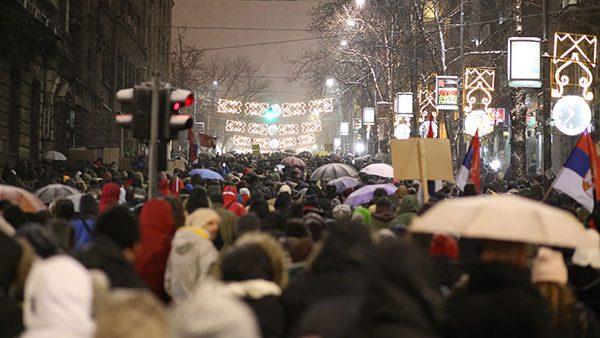 Protesti u Beogradu, #1od5miliona
