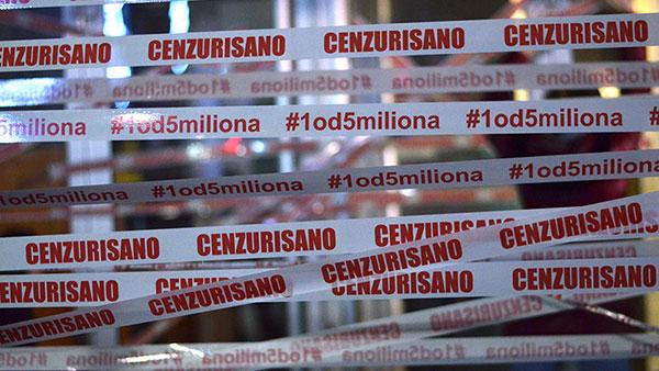 #1od5miliona ispred RTS-a u Beogradu