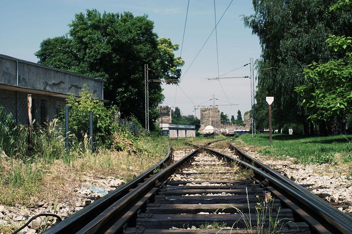 železnička pruga