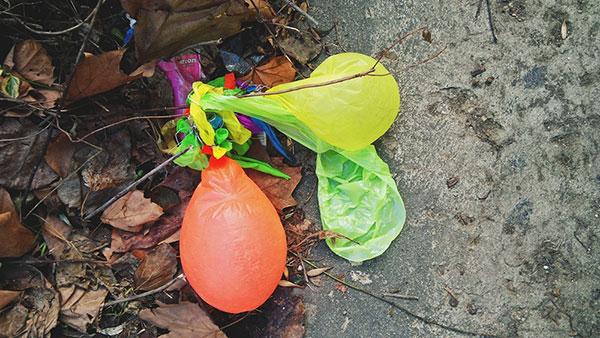 izduvani baloni