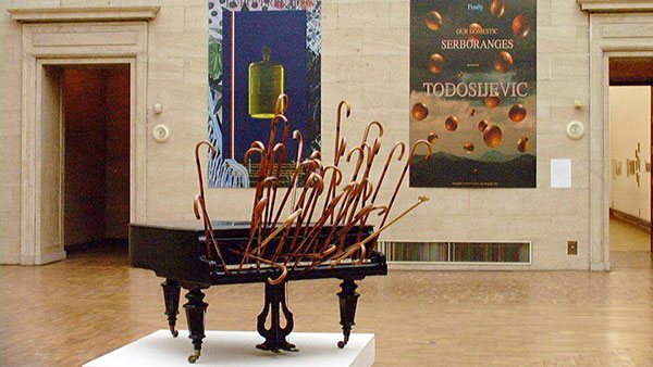 Rašin klavir u Sofiji