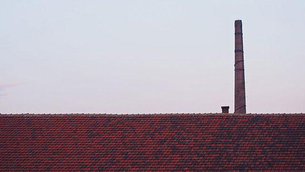 krov i dimnjak
