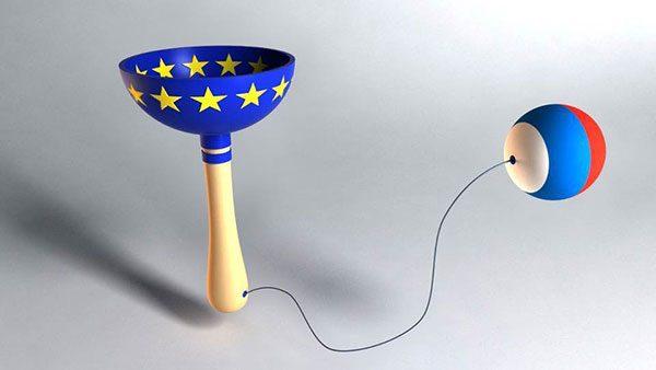 Igračka Ubacite Srbiju u EU