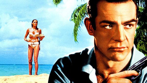 """Prvi film o Bondu """"Dr No"""" (1962)"""