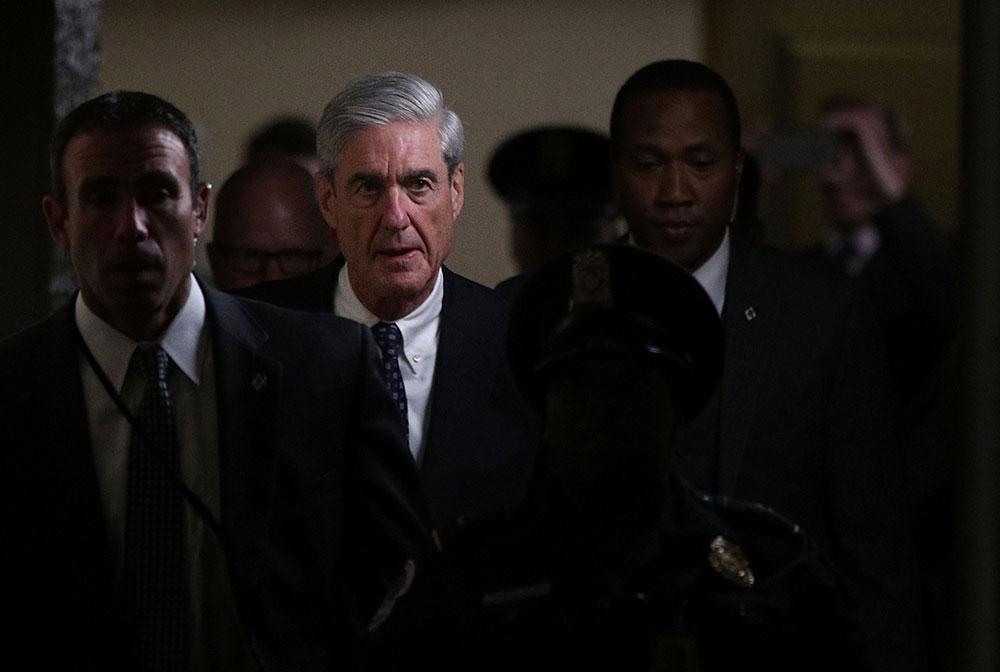 Specijalni savetnik Robert Mueller