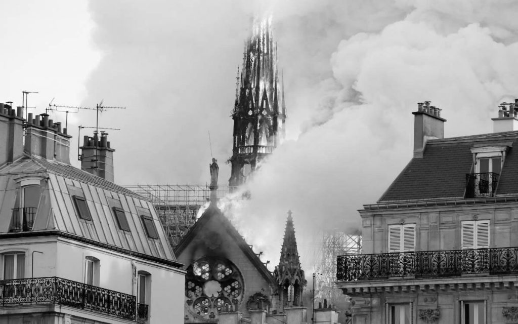 Notre-Dame, foto: Benoit Tessier/Reuters/PIXSELL