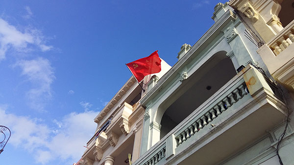 zastava SSSR-a