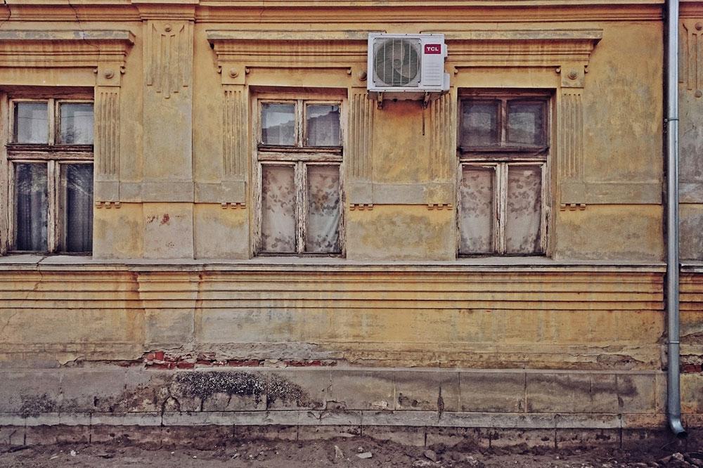 oronula fasada kuće