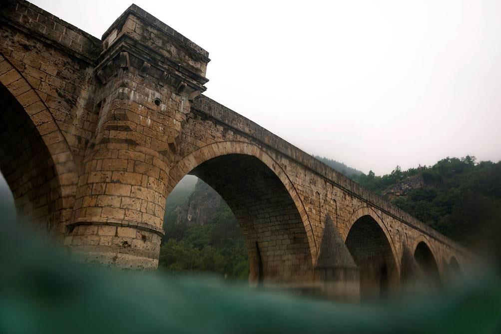 Most na Drini u Višegradu, foto: Hrvoje Polan