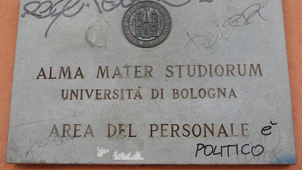 Alma mater studiorum, Universita di Bologna