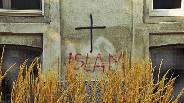 Natpis na zidu: Islam