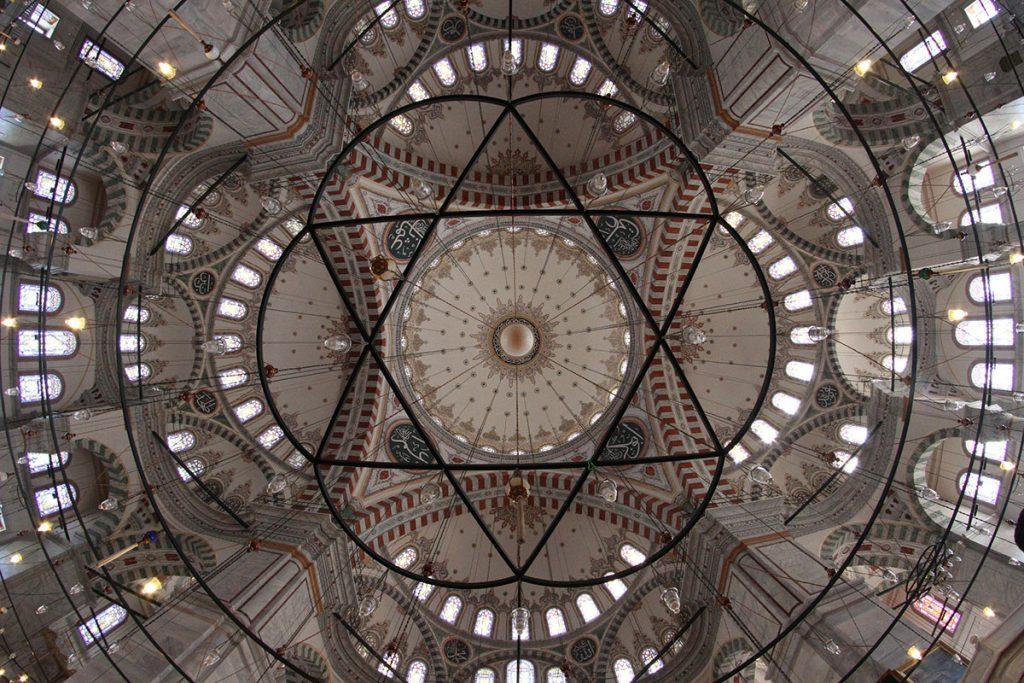 Fatihova džamija u Istanbulu, foto: Konstantin Novaković