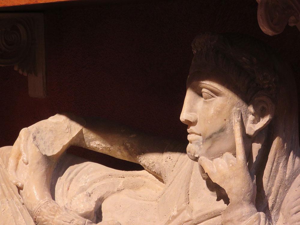 Etrurski muzej, Vertera