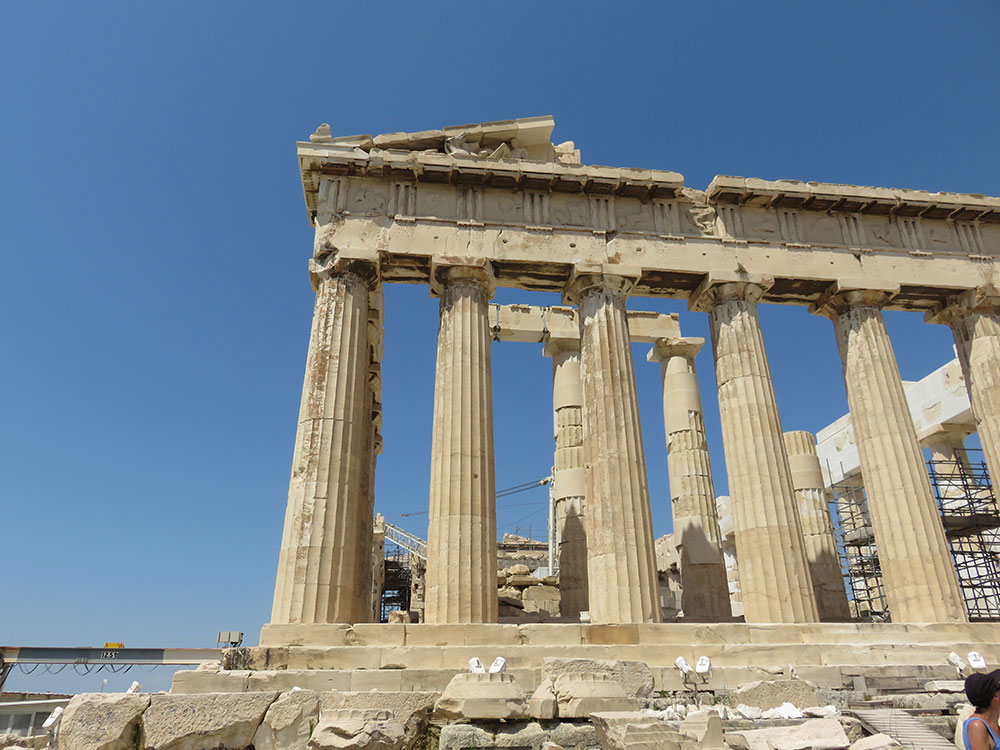 Akropolj, foto: Peščanik