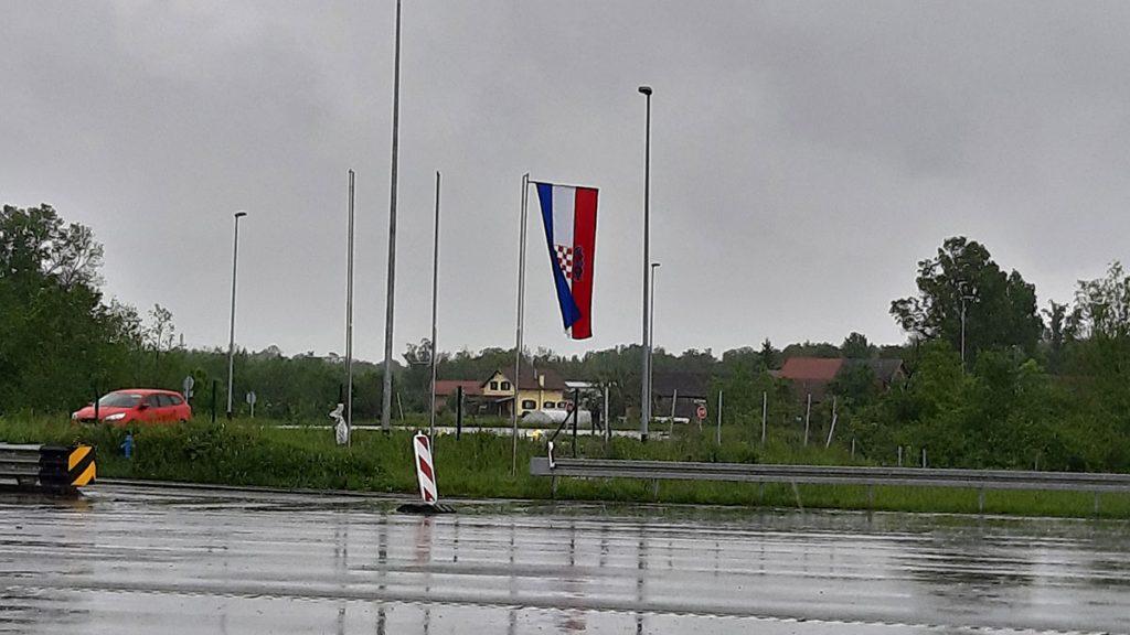 Srpsko-hrvatska granica, foto: Peščanik