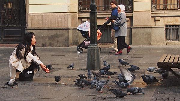 Knez Mihajlova ulica u Begradu