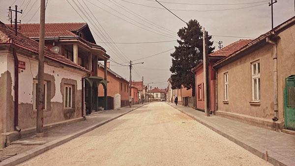 seoska ulica