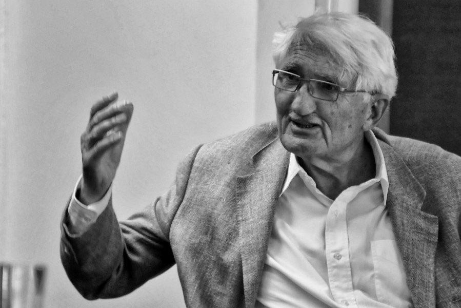 Jürgen Habermas, foto: Ideje.hr